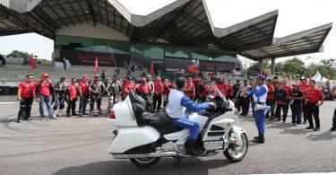 Honda Asian Journey