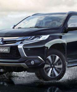Mitsubishi All New Pajero Sport 2018