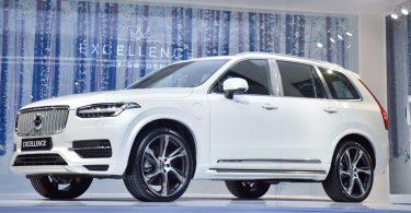Volvo XC90 Excellence 2018