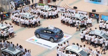 Subaru Car Challenge