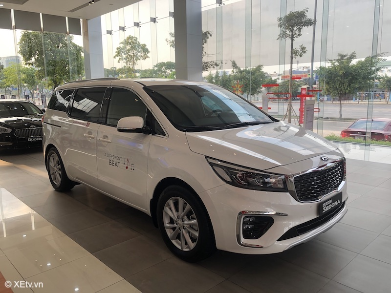 Giá xe ôtô KIA Sedona 2019