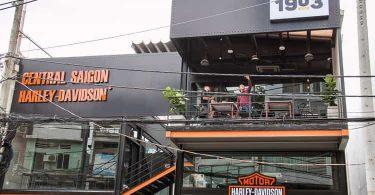 Central Saigon Harley-Davidson