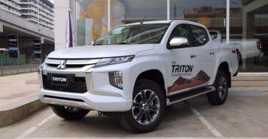 Mitsubishi Triton MIVEC 2019