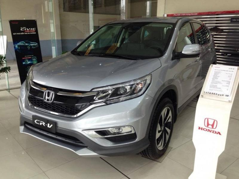 Giá xe Honda CR-v