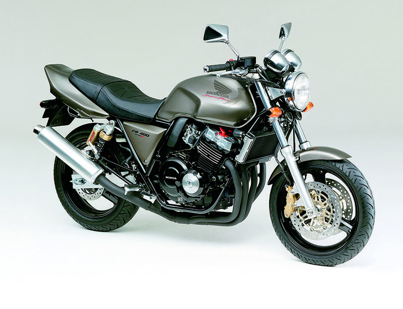 CB400 version s
