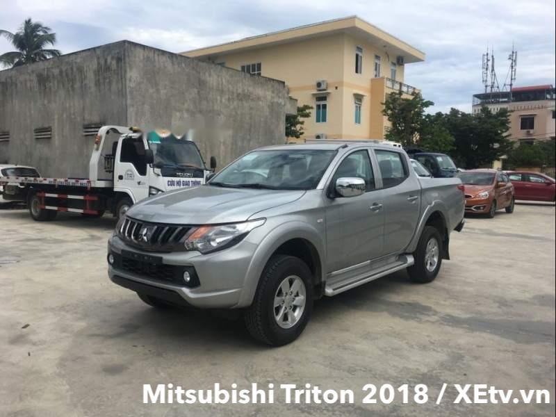 Mitsubishi Triton 2018