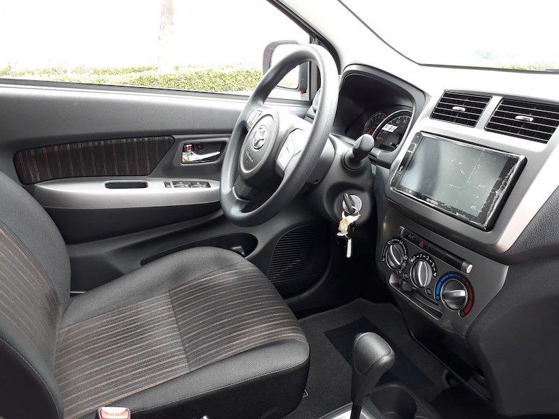 Khoang lai Toyota Wigo 2018