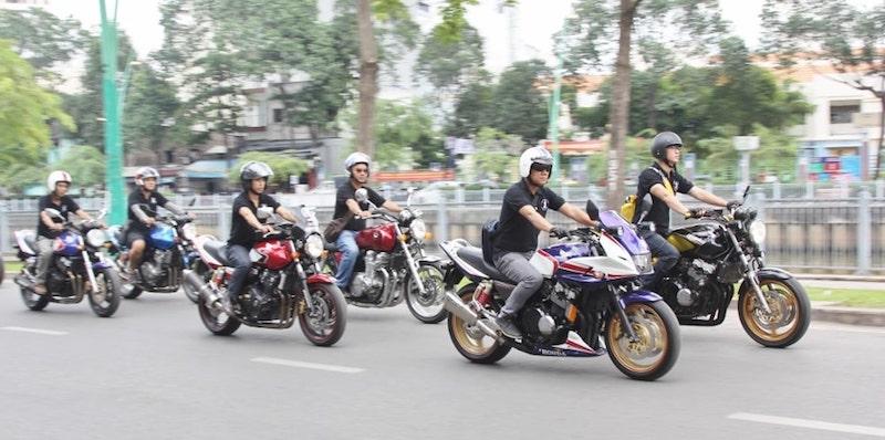 CLB Honda CB 400 Việt Nam