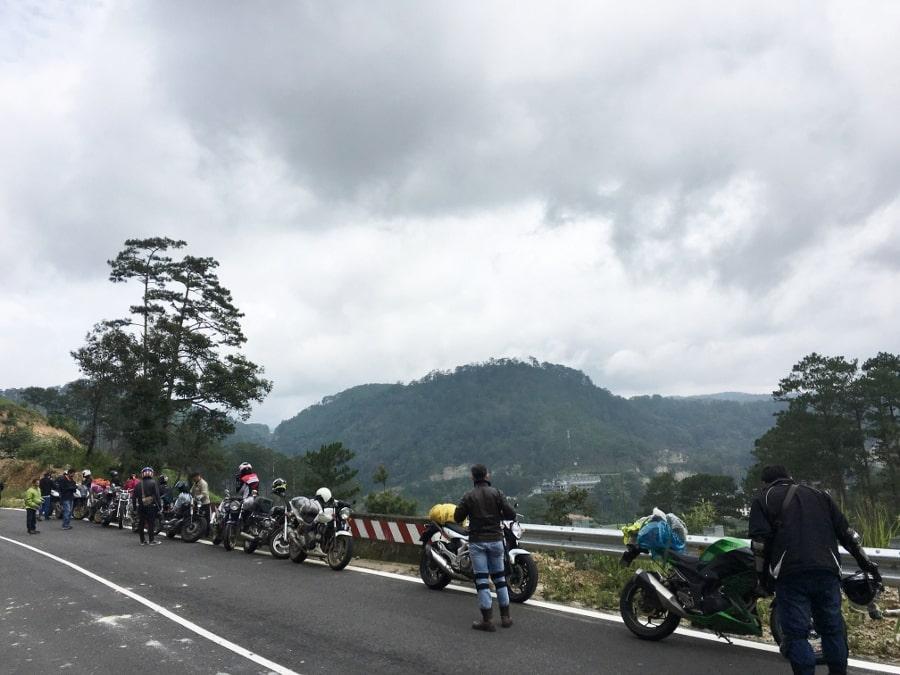 Phượt cùng Honda CB400