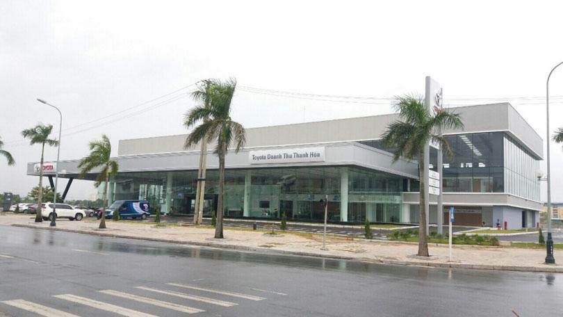 Toyota Doanh Thu
