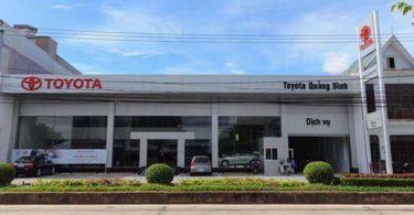 Toyota Quảng Bình