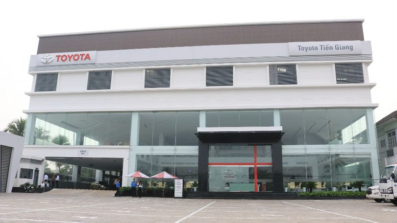 Toyota Tiền Giang