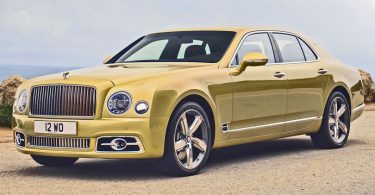 Bentley Mulsanne Speed V8 2019