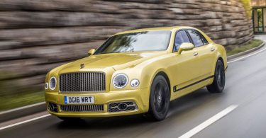 Bentley Mulsanne V8 2017