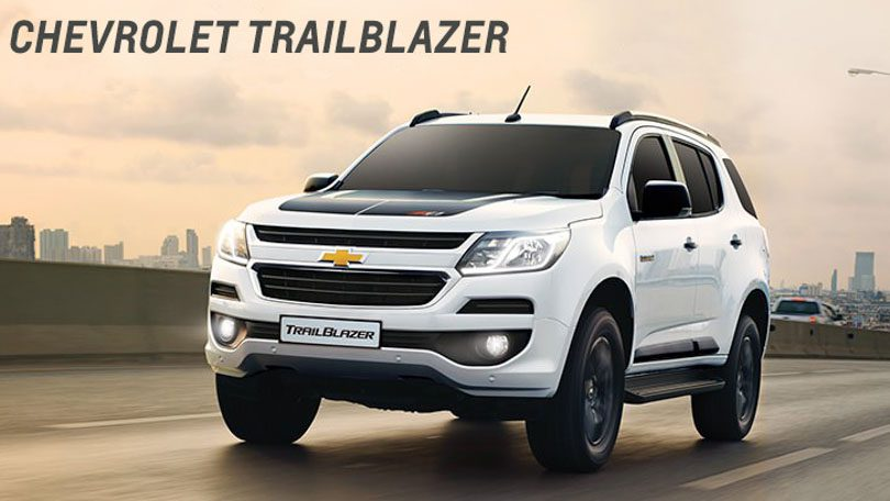 Chevrolet Trailblazer 2019