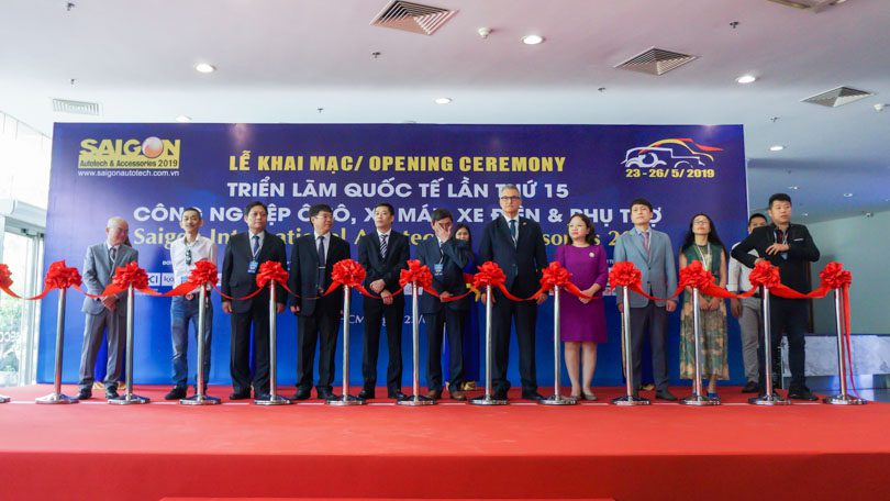 Saigon Autotech & Accessories 2019