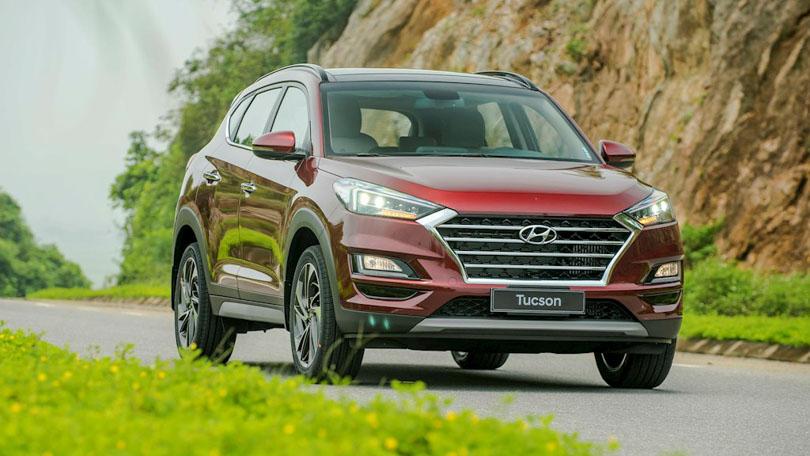 Hyundai Tucson 2019 Facelift