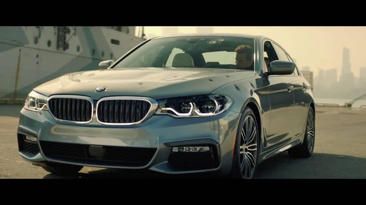 """BMW 540i cùng diễn viên Jon Bernthal trong phim ngắn """"Đào Tẩu"""""""