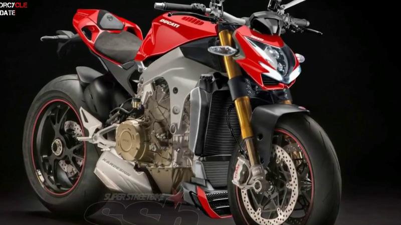 Ducati Streetfighter V4 2019