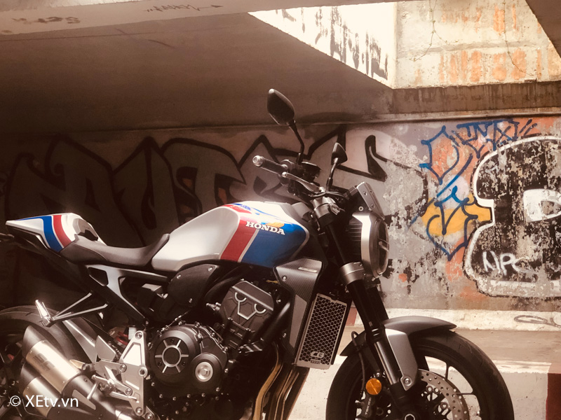 Honda CB1000R Plus Limited Edition 2019