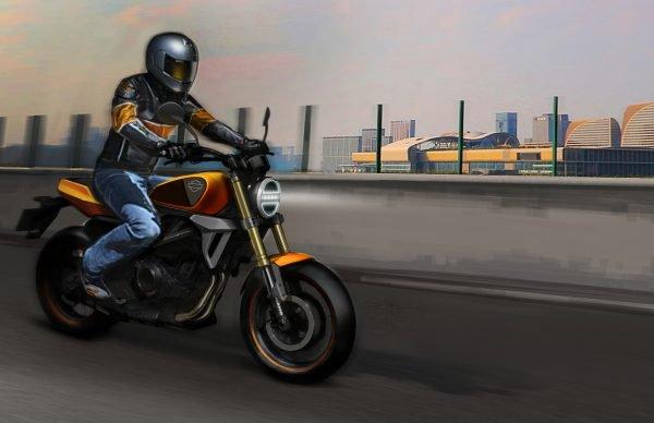 Harley Davidson 338cc Prototype