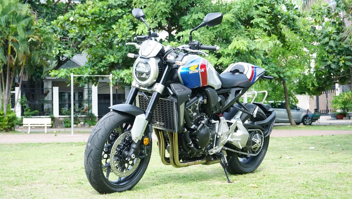Honda CB1000R Plus Limited Edition