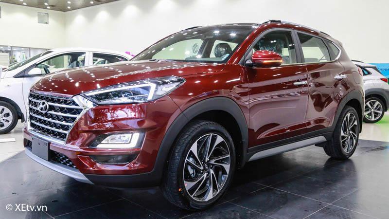 Hyundai Tucson 1.6L Turbo 2019