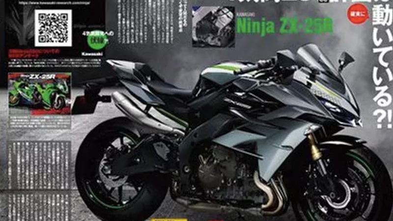 Kawasaki ZX-25R