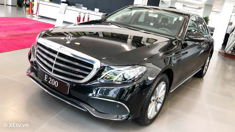 Mercedes E200 2019