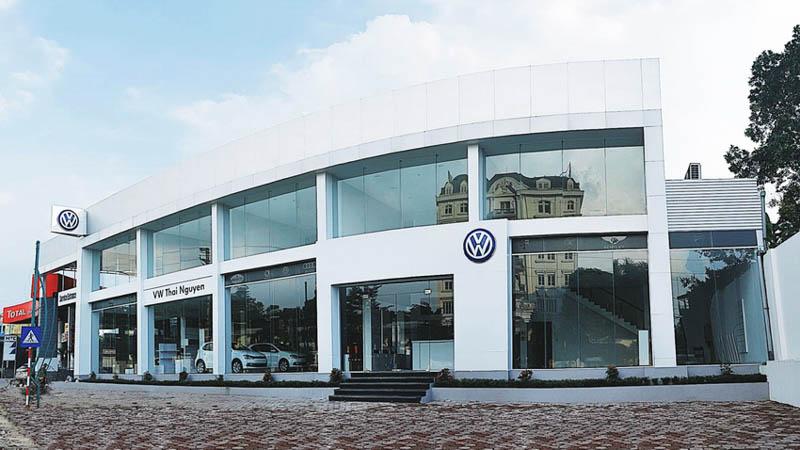 Volkswagen Thái Nguyên