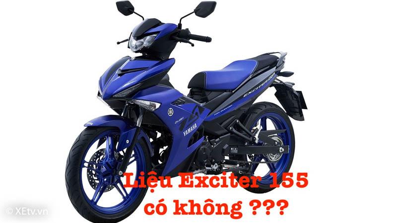 Yamaha Exciter 155cc