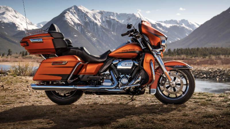 Harley-Davidson Ultra Series