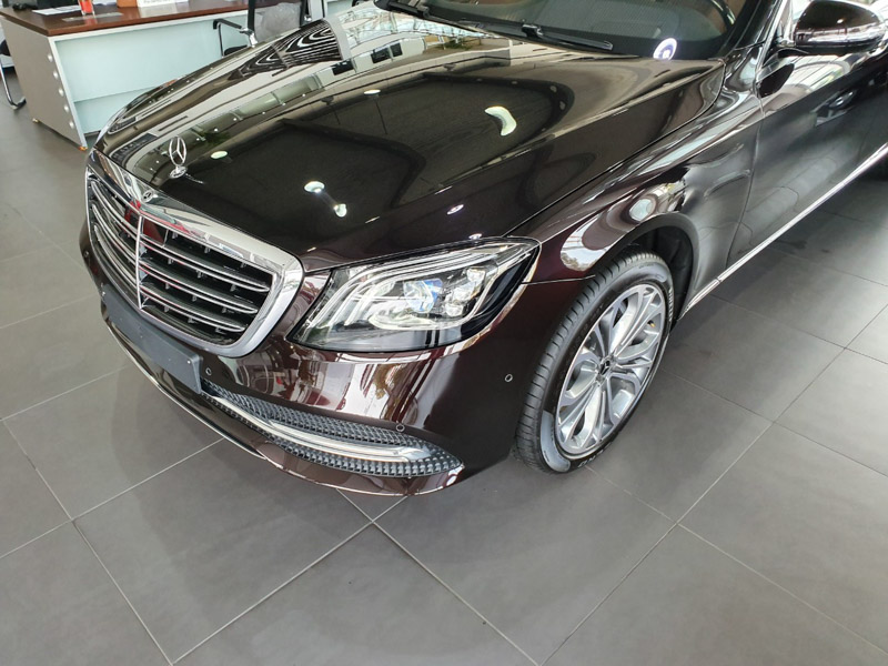 Mercedes S450 Luxury 2019