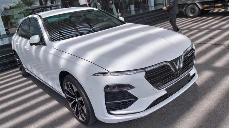 Vinfast Lux A 2.0 Turbo 2019
