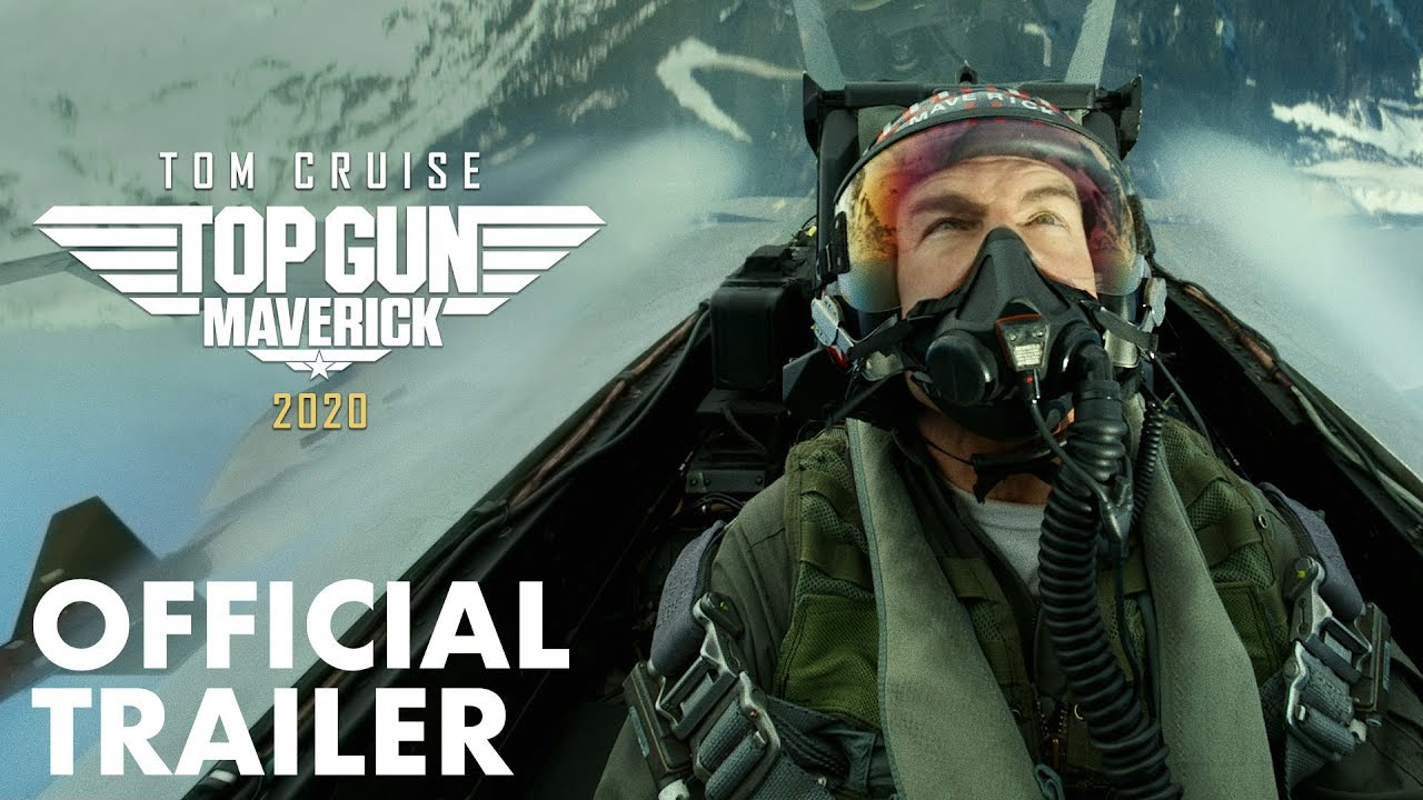 Tom Cruise trong Top Gun Maverick