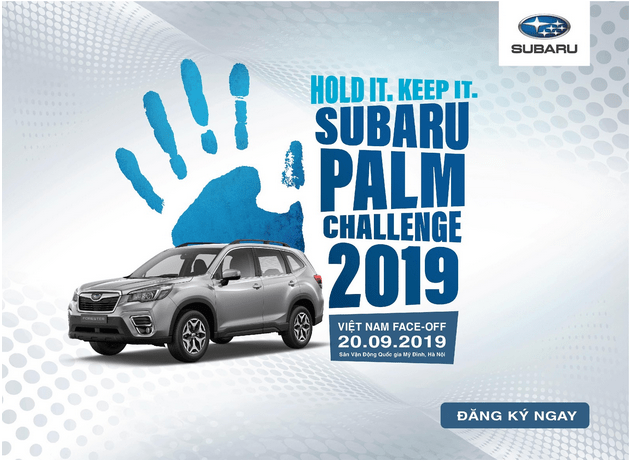 Subaru Palm Challenge 2019
