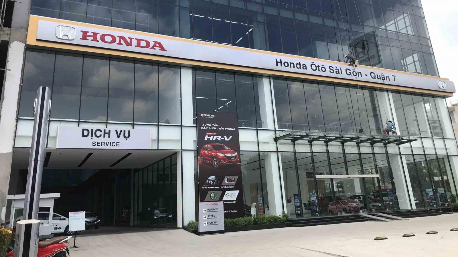 Honda Ôtô Sài Gòn Quận 7