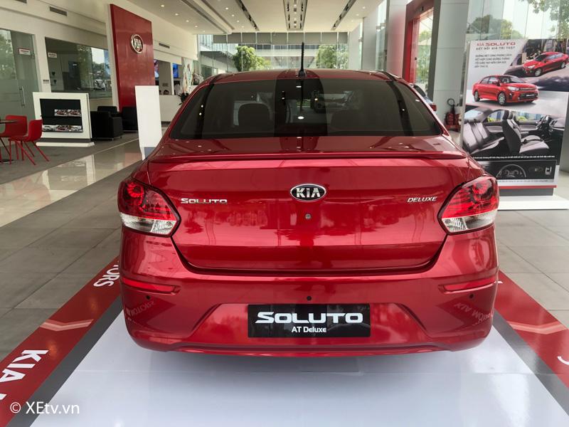 KIA Soluto 2019 AT Deluxe