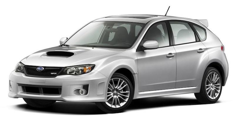Subaru Impreza WRX Facelift 23.03.2010