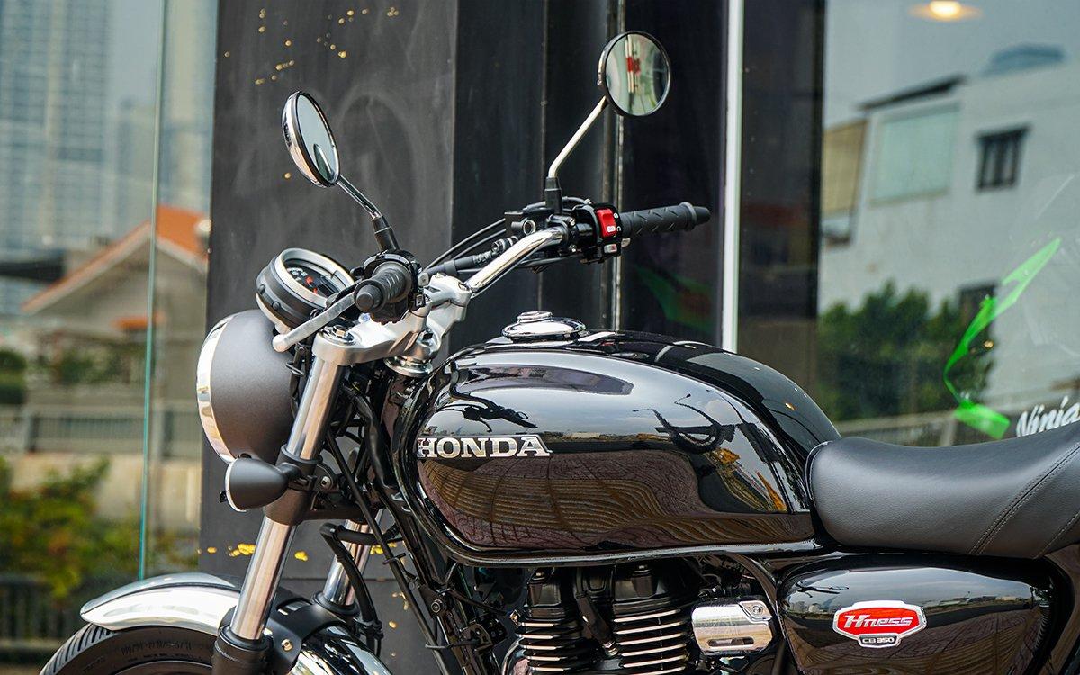 Có nên mua xe Honda H'ness CB350 2021 nhập khẩu từ Ấn Độ?