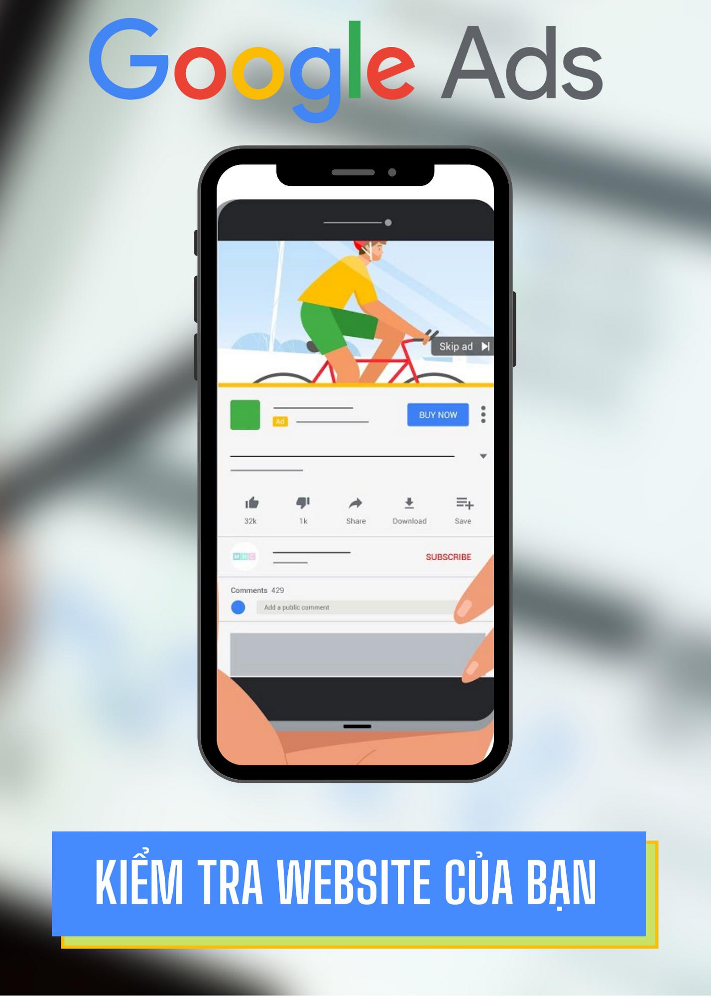 Quảng cáo Google Ads bán ô tô